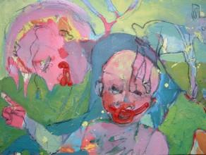 Moeder en kind III 2004