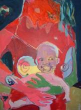Moeder en kind V 2004